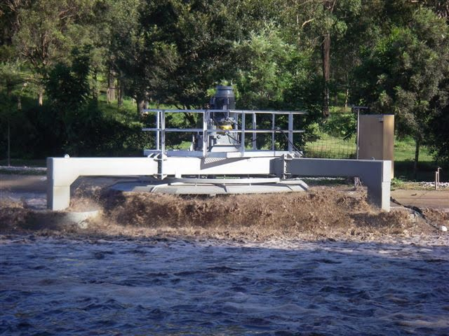 Aeration Water Treatment Systems